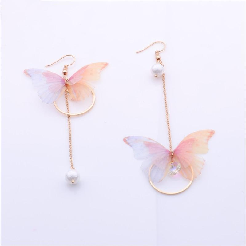 New Hot Fairy Wing Earrings
