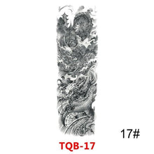 Load image into Gallery viewer, Waterproof, Temporary Sleeve Tattoo