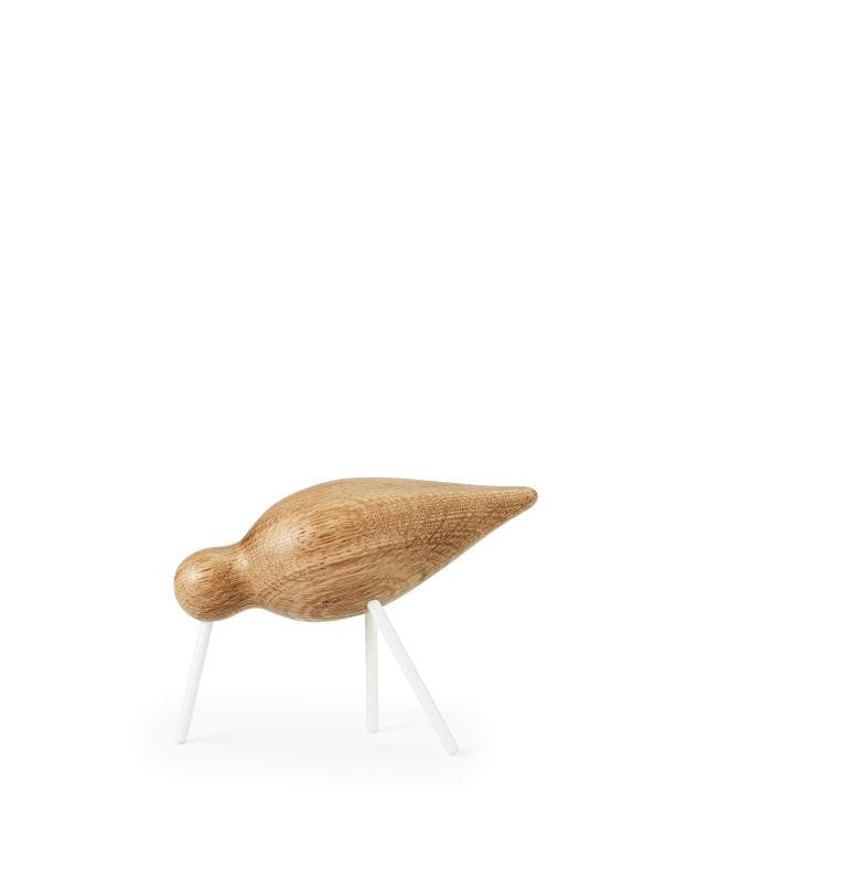 Normann Copenhagen Shorebird hvid medium