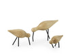 Normann Copenhagen Shorebird sort 3 stk. - Fansenhome