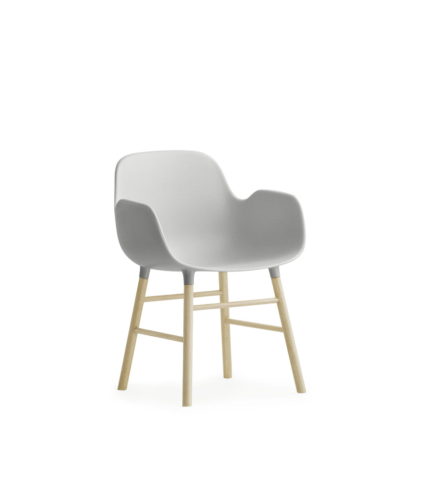 Normann Copenhagen Form Miniature Armchair grey