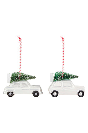 House Doctor Ornament Car assorteret