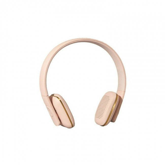Kreafunk aHEAD BT headset dusty pink