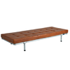 FH 063 C Milan cognac daybed fra FuhrHome - Fransenhome