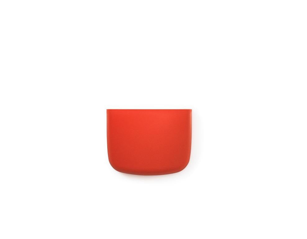 Normann Copenhagen Pocket Vægopbevaring nr. 2 spicy orange