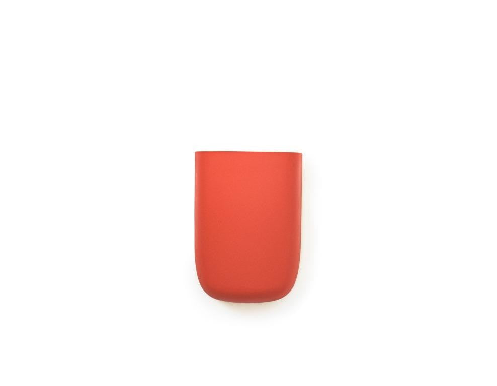 Normann Copenhagen Pocket Vægopbevaring nr. 3 spicy orange