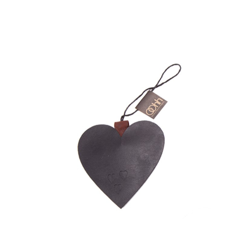 Lübech Living Heart Ornament padded xmas sort