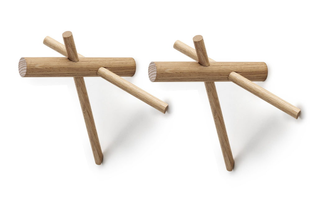 Normann Copenhagen Sticks knager natur