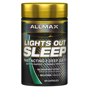 Allmax Lights Out 60 ct-HERC'S Nutrition Online