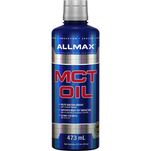 Allmax MCT Oil 473ml-HERC'S Nutrition Online