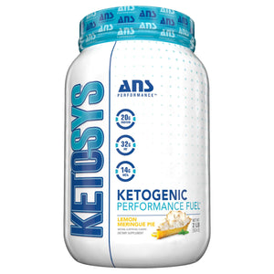 ANS Ketosys 2lb Lemon Meringue-HERC'S Nutrition Online
