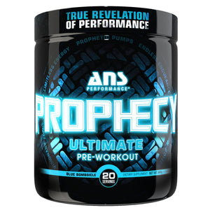 ANS Prophecy 20 serving Blue Bombsicle-HERC'S Nutrition Online
