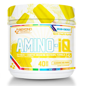 Beyond Yourself AMINO IQ 372g-HERC'S Nutrition Online