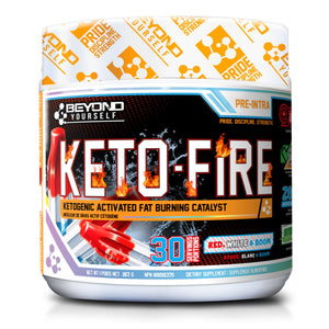 Beyond Yourself Keto-Fire 267g-HERC'S Nutrition Online