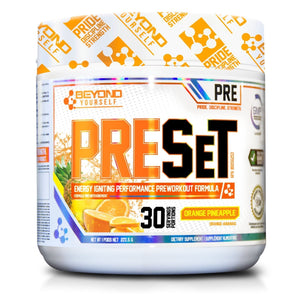 Beyond Yourself PreSet 278g-HERC'S Nutrition Online