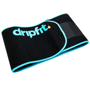 Drip Fit Waist Trimmer - Blue-HERC'S Nutrition Online