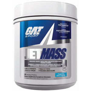 GAT Jetmass 820g Tropical Ice-HERC'S Nutrition Online