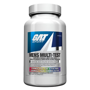 GAT Men's Multi + Test 60 Tablets-HERC'S Nutrition Online