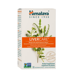 Himalaya LiverCare 90 ct-HERC'S Nutrition Online