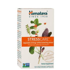 Himalaya StressCare 120 ct-HERC'S Nutrition Online