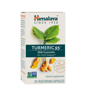 Himalaya Tumeric 95 30 ct-HERC'S Nutrition Online