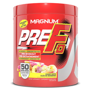 Magnum PreFo 50 serving Candy Keys-HERC'S Nutrition Online