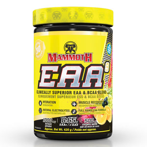 Mammoth EAA9 390g-HERC'S Nutrition Online