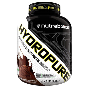 Nutrabolics Hydropure 4.5lb-HERC'S Nutrition Online