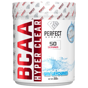 Perfect Sports BCAA Hyper Clear-HERC'S Nutrition Online