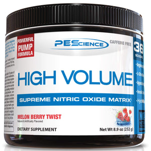 PEScience High Volume 221g-HERC'S Nutrition Online