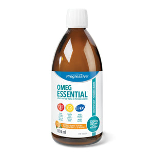 Progressive OmegEssential 500ml Orange-HERC'S Nutrition Online