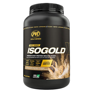 PVL Isogold 2lb-HERC'S Nutrition Online
