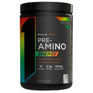 Rule1 Pre-Amino 30 serving-HERC'S Nutrition Online