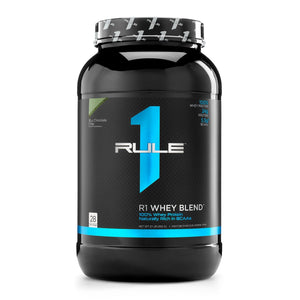 Rule1 Whey Protein 28 serving-HERC'S Nutrition Online