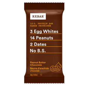 RX Bar Chocolate Peanut Butter single-HERC'S Nutrition Online