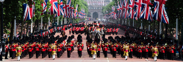 The Queen's Birthday Parade 2019