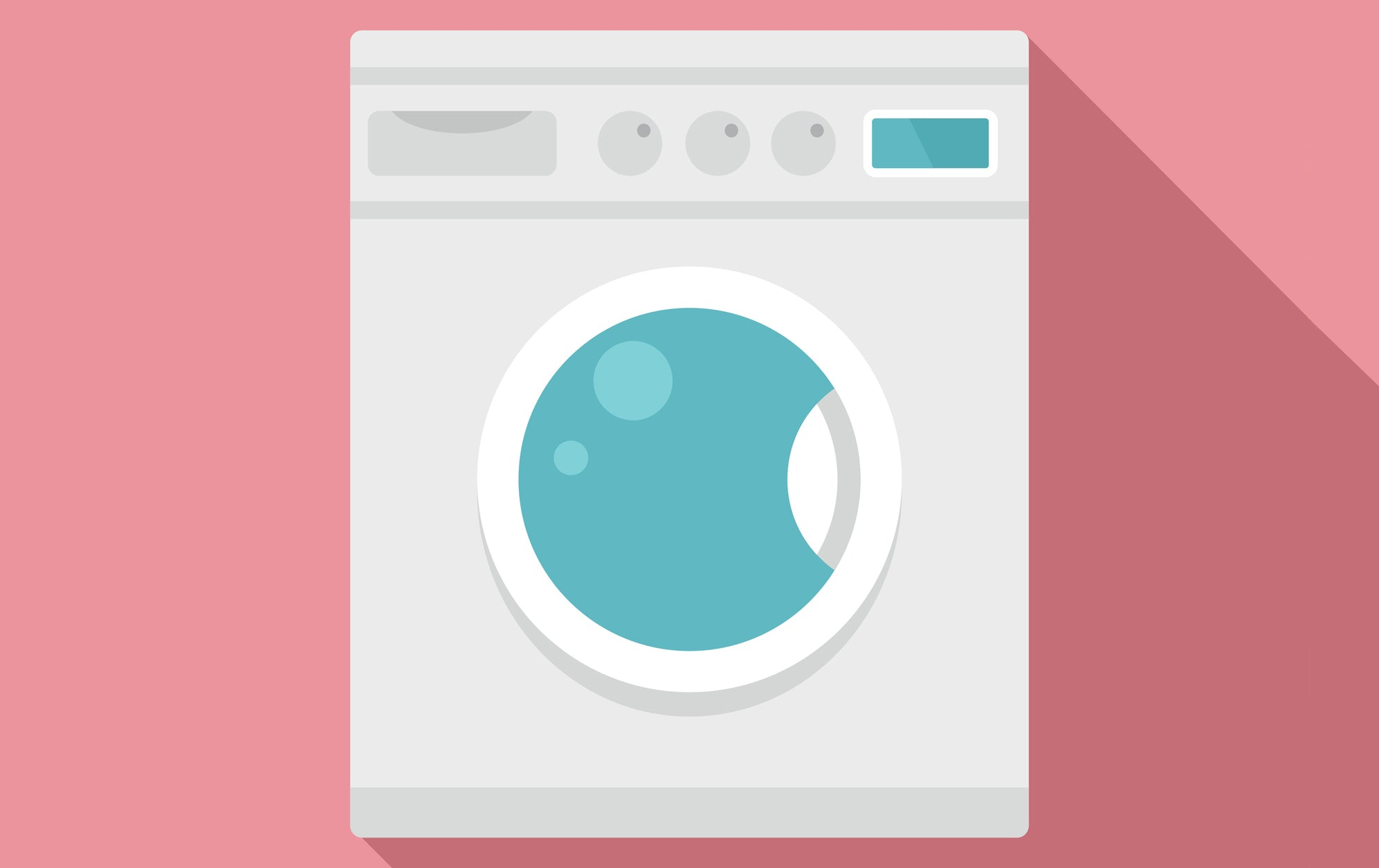 washing machine washing