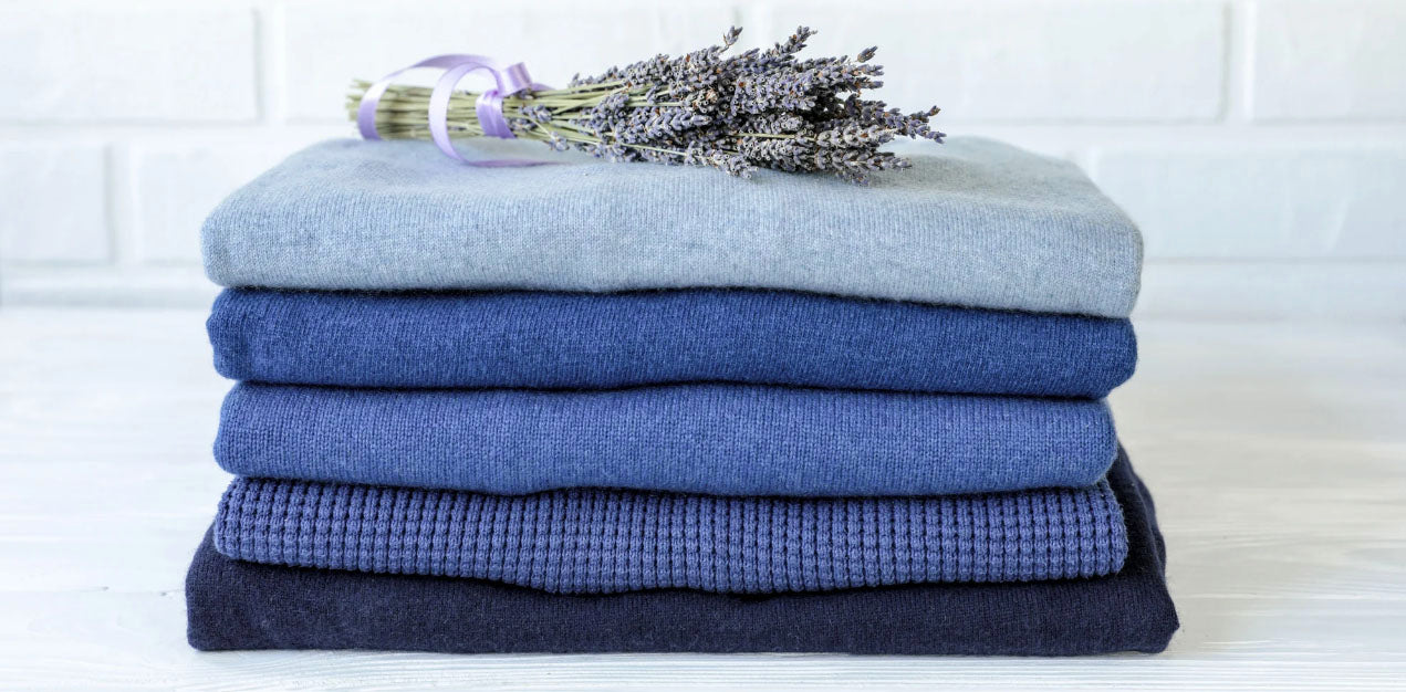 storage of cashmere garments