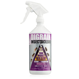 Insectaclear C - 1 Litre - Carpet Moth Spray