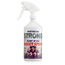 Insectaclear STRONG - 1 Litre - Moth Killing Spray
