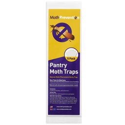 Moth Prevention Food Moth Trap 5 Pack - Natural and non toxic
