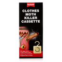 Clothes Moth Killer Cassette 4 Pack