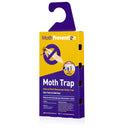 Powerful Clothes & Carpet Moth Traps | 3 Pack | Proven Best Catch-Rates in the UK