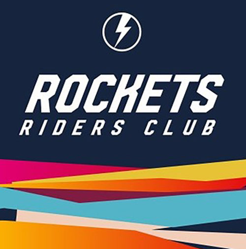 Introducing the Rockets Riders Club