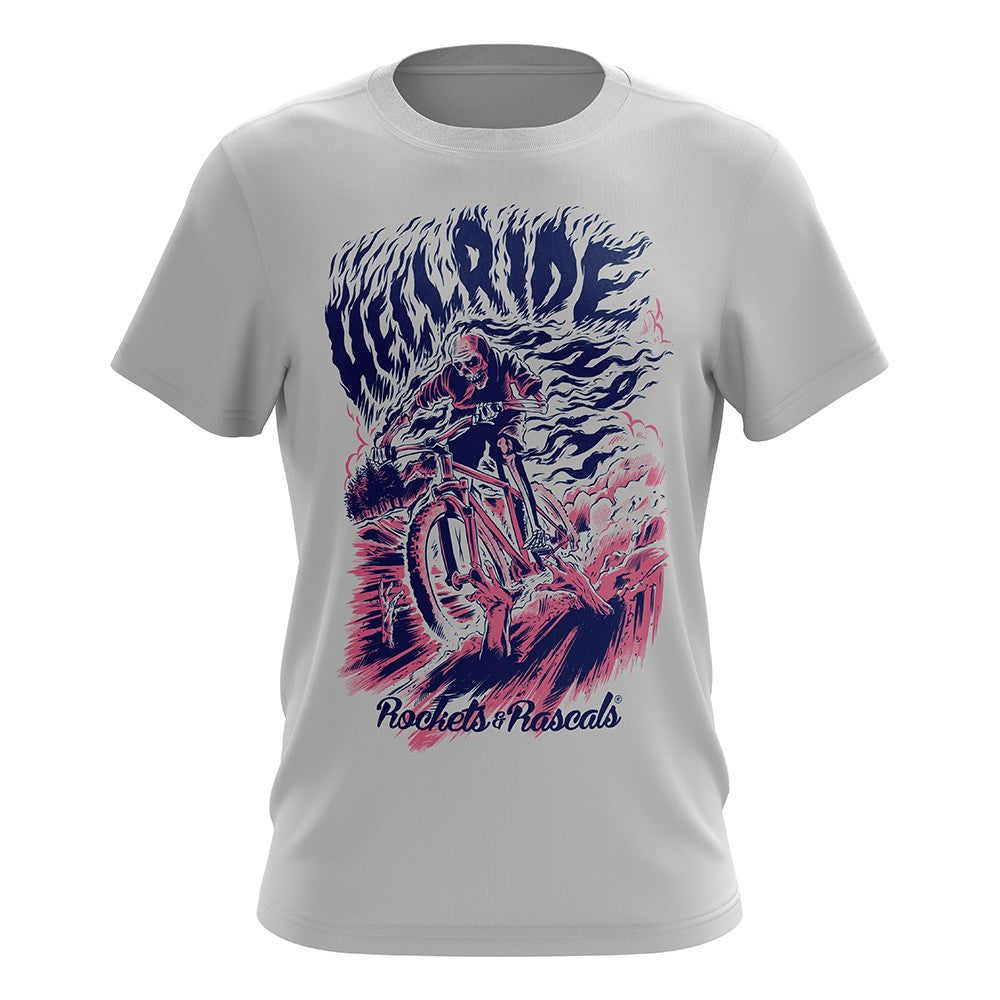 Rockets and Rascals Hell Ride T-shirt