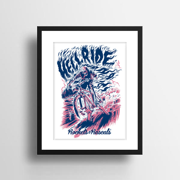 Hell Ride Print