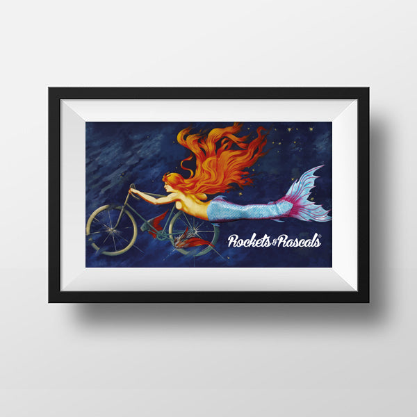 Mermaid by Rockets & Rascals