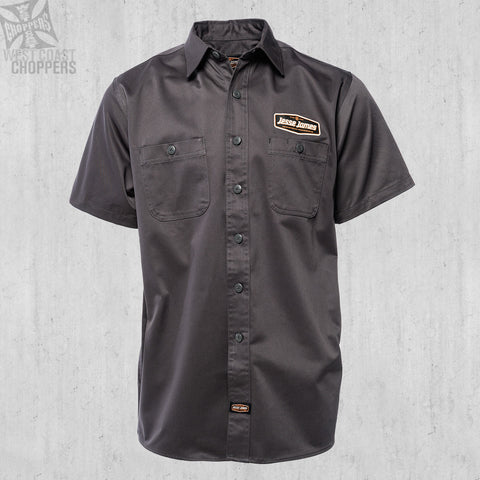 Heavy Duty Shortsleeve Workshirt