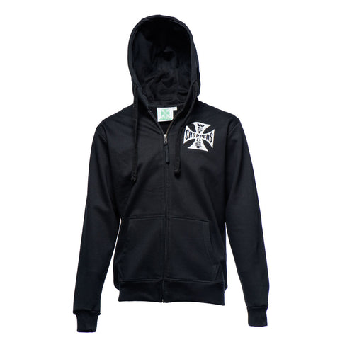 OG Cross Zip Hoody