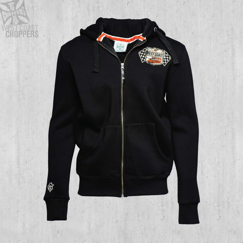 Cheating Death Zip Hoody